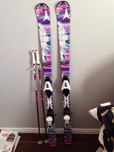 Ensemble de ski jeune fille Saguenay Saguenay-Lac-Saint-Jean image 3