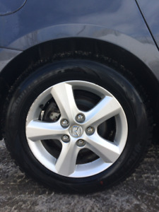 Studded Winter Tires 195/65R15