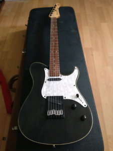 Yamaha pacifica 302s tele style guitar