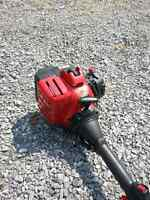 Craftsman gas trimmer as new. Weed wacker