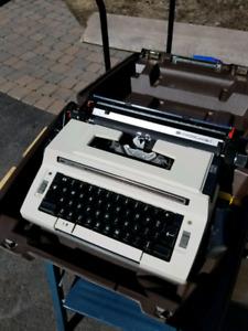 Machine a écrire