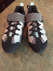 TIME Sport Clip-In Cycling Shoes - Women's US size 6.5/7 Prince George British Columbia image 3