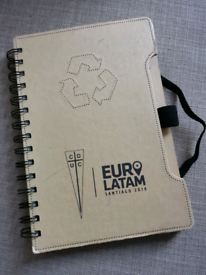 Eurolatam notebook notepad A5