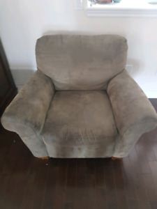 Couch and chair for sale