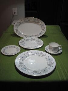 Coalport dinnerware set