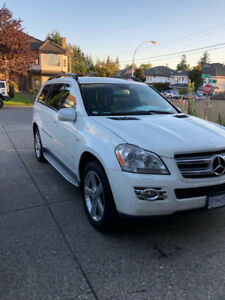 Mercedes Benz gl320 bluetec