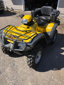 Honda Foreman | Find New ATVs & Quads for Sale Near Me in