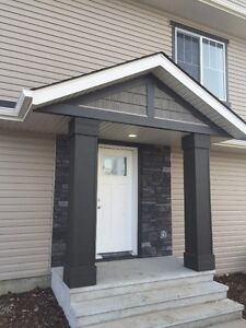 NEW TOWNHOUSE FOR RENT - Central Edmonton - May 1st