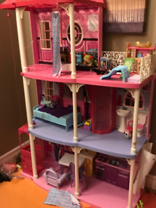 Barbie Toys, Barbie House, Barbie Yacht!