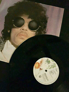 Prince - When Doves Cry - Vinyl Record