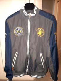 Santa Monica Polo Club Mens Jacket.