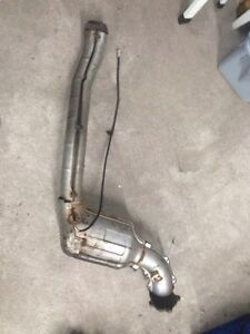 Subaru Downpipe pour turbo