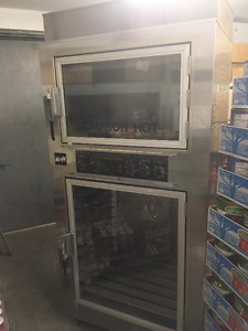 Oven Proofer Combo