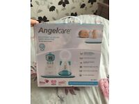 Angel are baby monitor with sensor pad