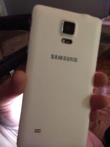 Samsung galaxy note 4 à vendre