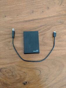 Selling Used 1tb External HDD