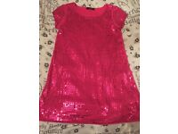 PARTY DRESS 8-9 YEARS