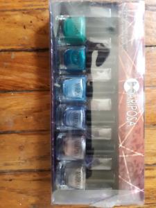 Nail paint/polish/jewellery/makeup