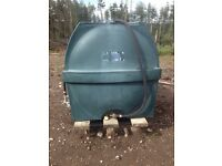 Oil Tank / Fuel tank
