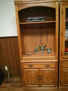 ENERTAINMENT/WALL UNIT