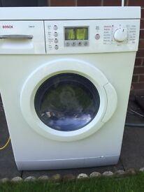 Bosch washer dryer mint