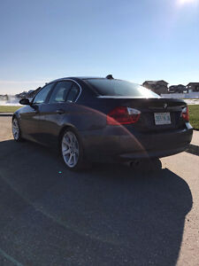 2006 BMW 330i DVD NAV Sunroof New Tires