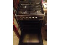 Free gas/electric oven and hob