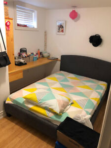Private Room available for rent on Basement!