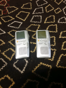 2 OLYMPUS digital  voice recorder Fawkner Moreland Area Preview