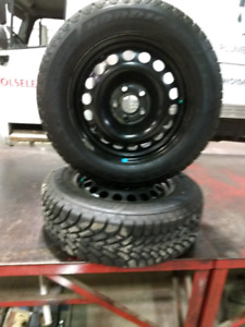Goodyear Nordic Winter snow tires set of 4