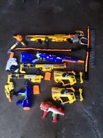 Nerf lot for sale!