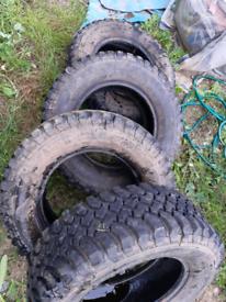 4x4 off road tyres 235/70/16