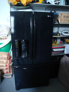 Fridge, Convection Wall Oven, & Induction Cook Top (NEW PRICES)
