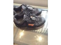 Mtb bicycle boots size uk 4