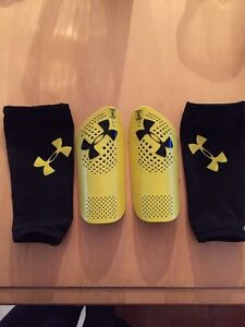 UNDER ARMOUR SHIN GUARDS size s