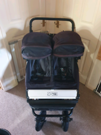 Mountain Buggy Duet pushchair CAN POST
