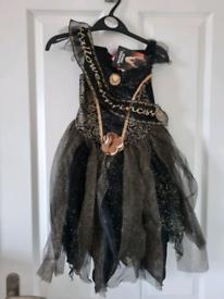 Brand new with tag Girls Halloween costume age 3-4 Halloween princess