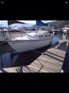 Mint condition 1975 Catalina 27'