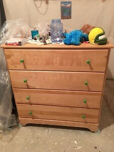 Solid Maple Wood Chest