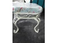 Dressing table chair dresser stool
