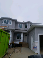 Soffit,fascia,eavestrough and everything in between!