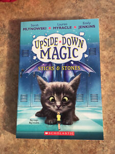 New Upside Down Magic Book 2