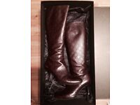Gucci Ladies Boots - size 3