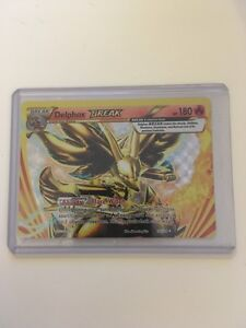Delphox Break Fates Collide Pokemon TCG MT-NMT