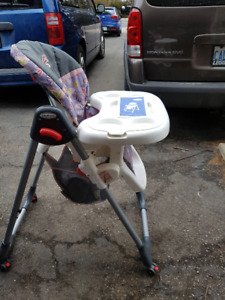 Graco Deluxe High Chair