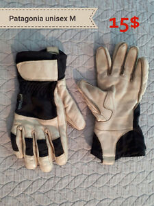 gants et tuques Patagonia gloves and beanies
