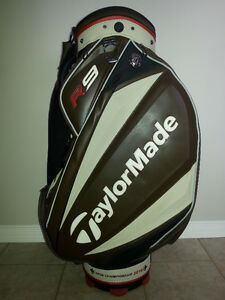 TaylorMade Golf Open Championship Staff Bag 2010 British Open. West Island Greater Montréal image 2