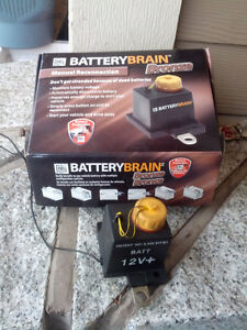 Battery Brain - automatic battery disconnect