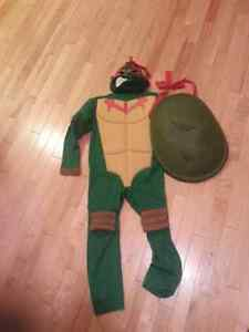 Ninja turtle kids costume sz7/8 $5