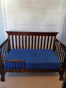 4 in 1 crib with mattress